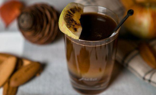 Кофе с имбирным сиропом