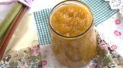 Как сделать джем из тыквы и ревеня на зиму