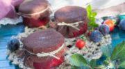 Маринад для мяса из томатов и слив на зиму