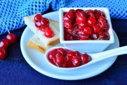 Варенье из вишни без косточек