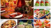 Рецепты холодных и горячих закусок на Новый год 2020