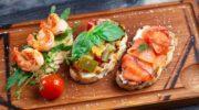 Канапе и бутерброды на Новый год 2020. Горячие и холодные вкусняшки