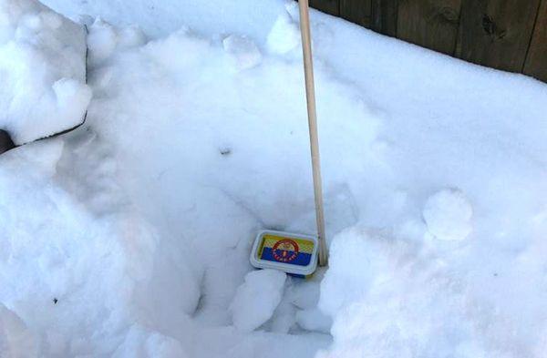 Стратификация под снегом